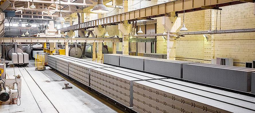 Стеновые блоки Сибит: цена от 3 050 руб за м3, купить в Надыме оптом и в розницу, продажа в интернет-магазине БлокЭксперт.Ру